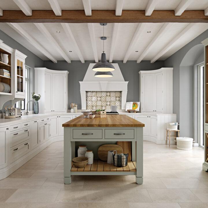Hawkesbury Cameo Classical Kitchen - Mark Lohan Kitchens