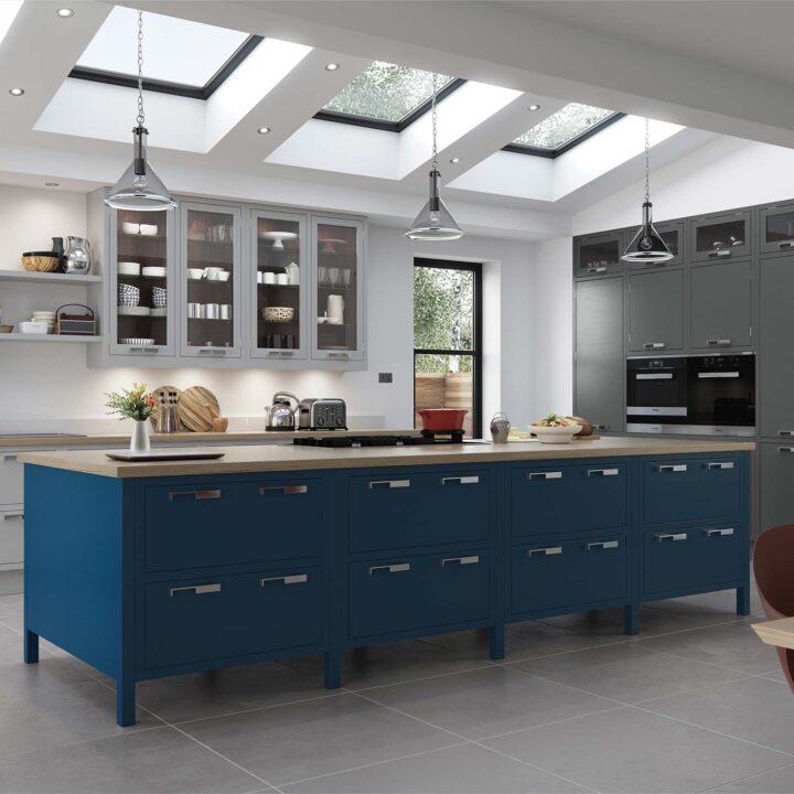 Aurora Cameo Kitchen