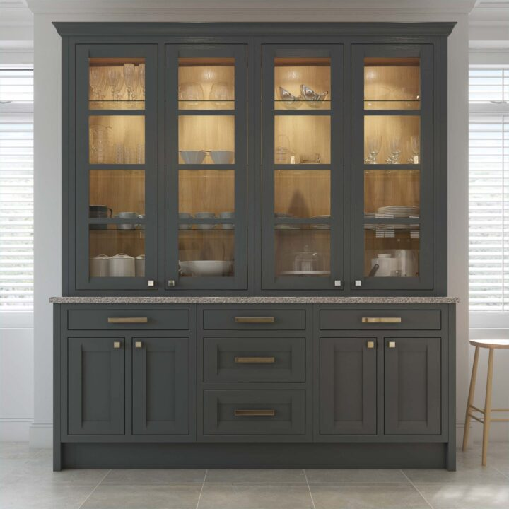 Peterborough Montreal Cameo Kitchen - Dresser