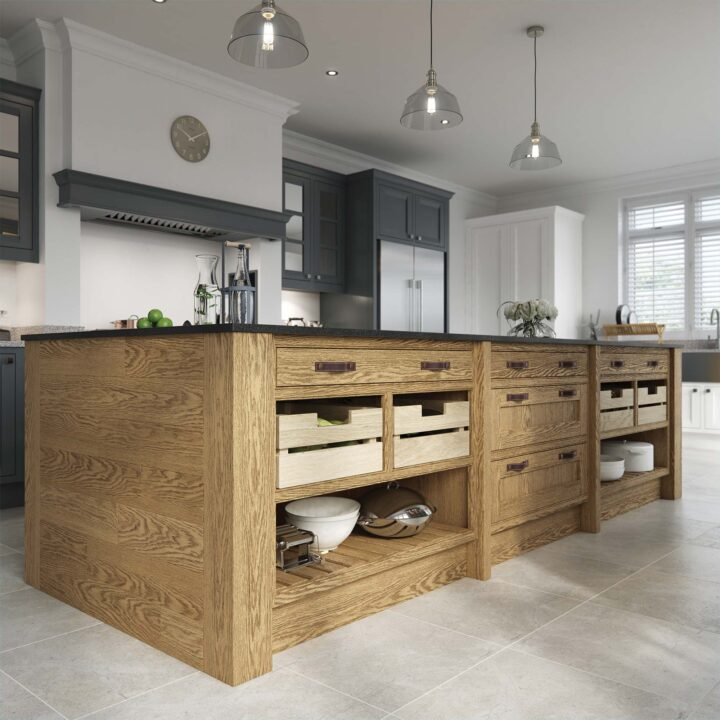 Peterborough Montreal Cameo Kitchen Island