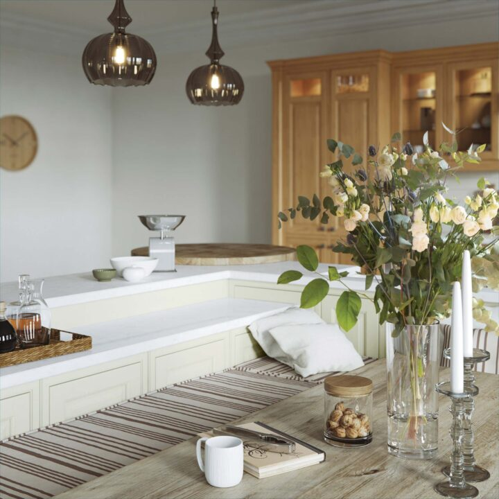 Langley Cameo Classical Kitchen - Mark Lohan Kitchens