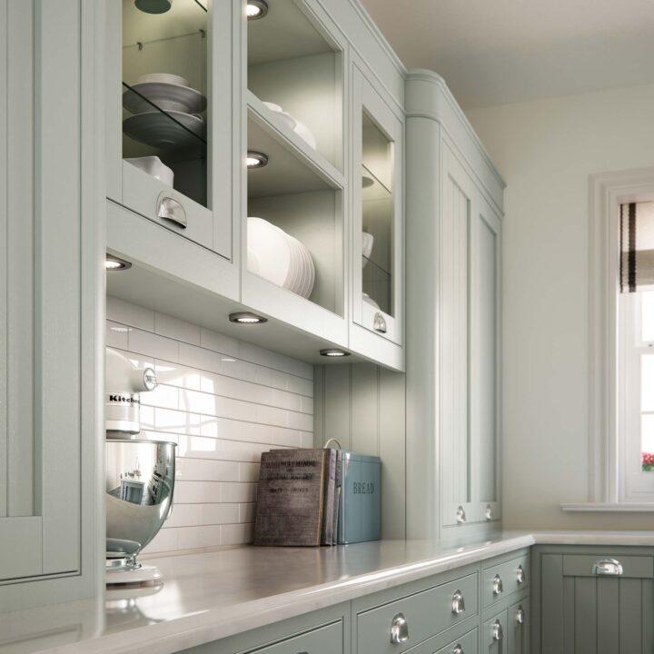 Mayfair Cameo Classical Kitchen - Mark Lohan Kitchens