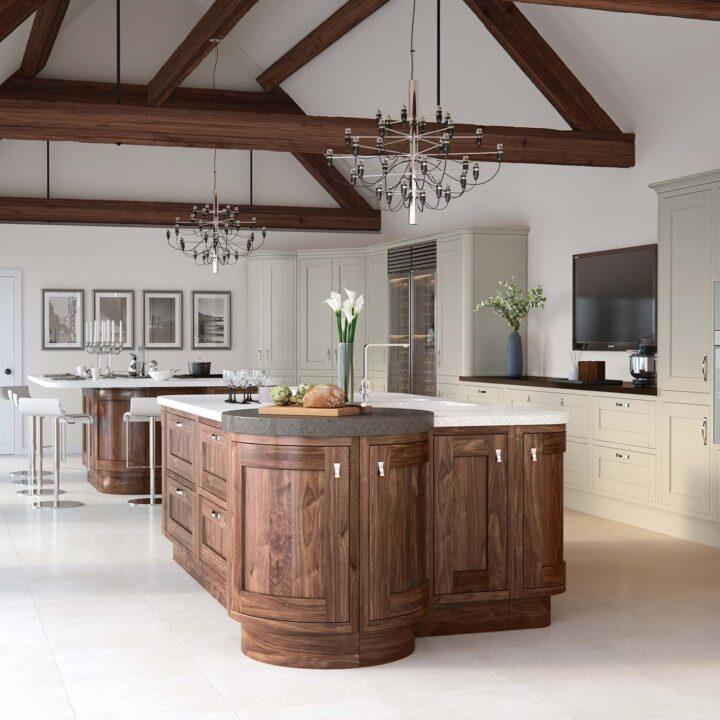 Sudbury Cameo Classical Kitchen - Mark Lohan Kitchens