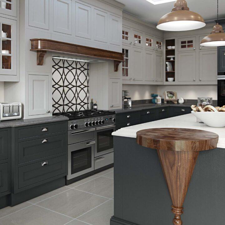 Sutton Cameo Classical Kitchen - Mark Lohan Kitchens