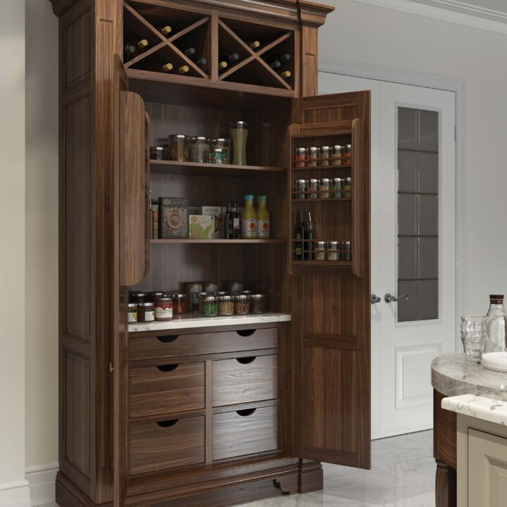 Yorkton Cameo Classical Kitchen - Mark Lohan Kitchens