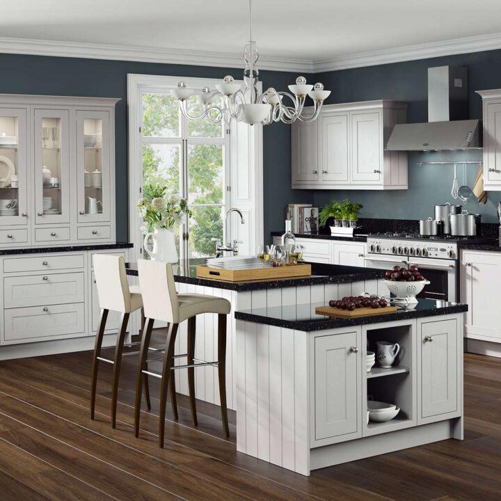 Grafton Inframe Classical Kitchen - Mark Lohan Kitchens